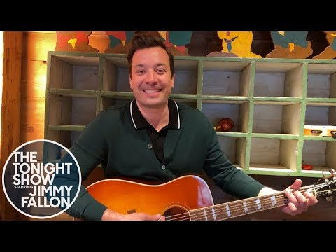 The Tonight Show: At Home Edition (The First One)