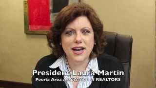 Peoria Homes: Peoria Association of Realtors IAR Capital Conference Update