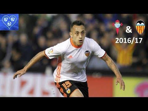 Fabián Orellana Skills and Goals 2016-2017 Valencia and Celta Vigo