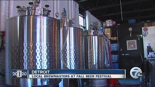 Local Brewmasters Preparing For Weekend Beer Fest