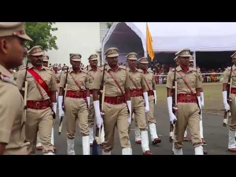 नाशिक - महाराष्ट पोलीस अकादमी  Maharashtra Police Academy 2016