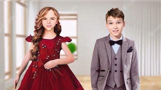 Cinq Enfants Cinq petites poupées Nursery Rhymes & Chansons enfantines karaoké