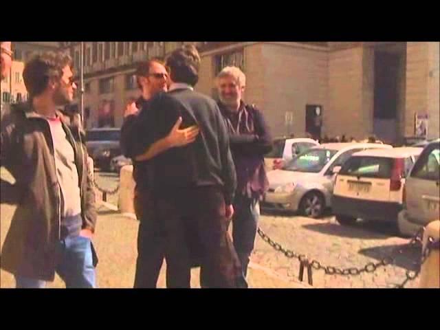 映画『ローマ法王の休日』頑張るおじいちゃんたちの撮影風景
