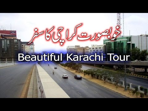 Beautiful Karachi Tour