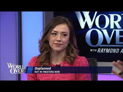 World Over - 2019-04-04 – Abby Johnson and Ashley Bratcher with Raymond Arroyo