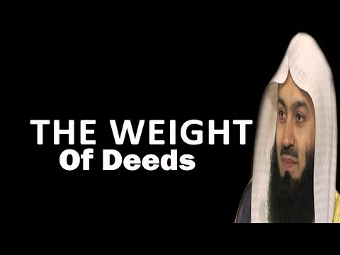 The Book You Author Yourself | Mufti Menk