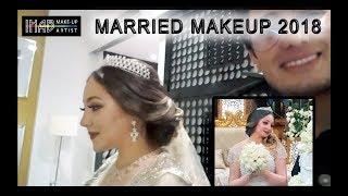 مكياج عروس 2018 MARRIED MAKEUP 2018 - IHAB MAKEUP ARTIST