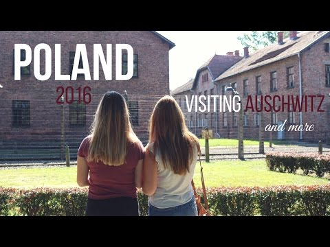 My trip to Poland | Visiting Auschwitz and more | 2016
