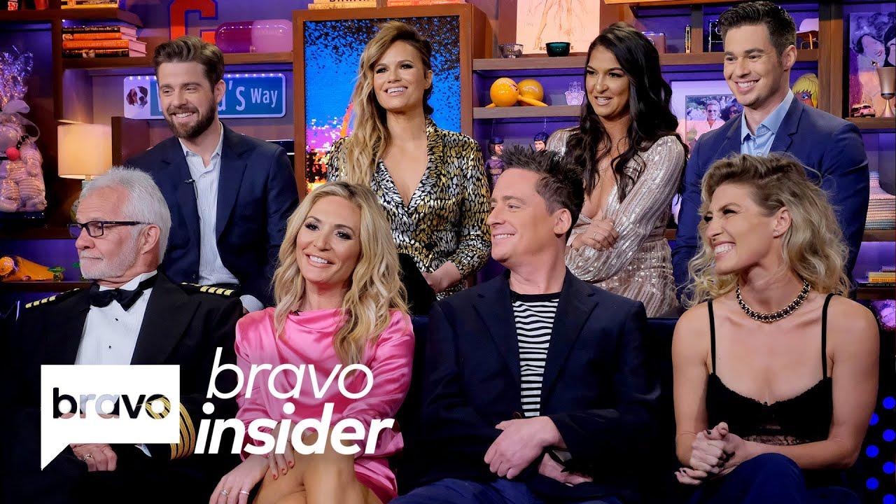Download Below Deck Alums Share Some Major Relationship Updates | Bravo Insider
