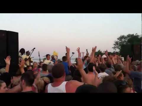 Ryan Montbleau Band - Neutron Dance - 6/21/2012 Esker Point Beach CT