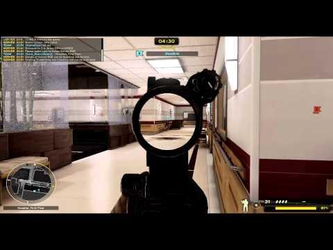 Online Virtual War Game Harassment Simulator