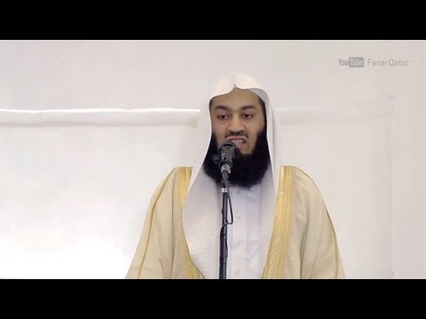 The Sweetness of Emaan (Faith) - Mufti Menk