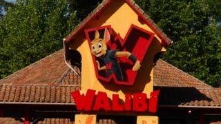 [Vlog n°1] Ma journée à Walibi le parc d'attraction