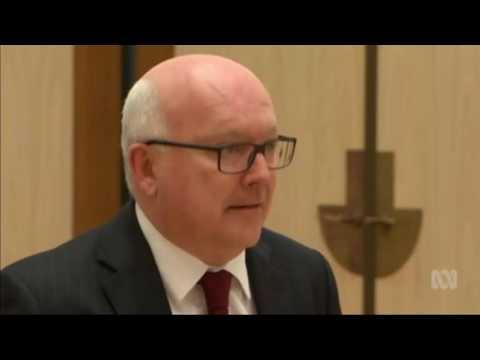 'Irretrievably broken': S-G Justin Gleeson resigns from A-G George Brandis