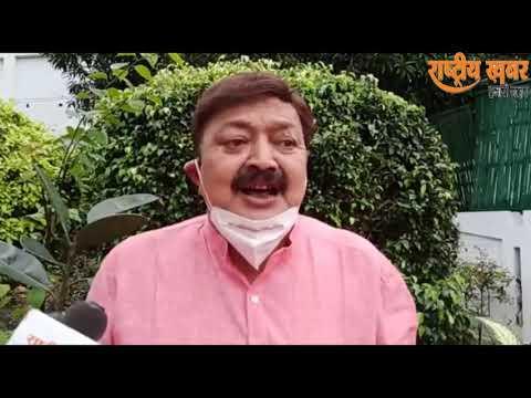 कोरोना की भयावह स्थिति पर भागलपुर के विधायक अजीत शर्मा से खास बात