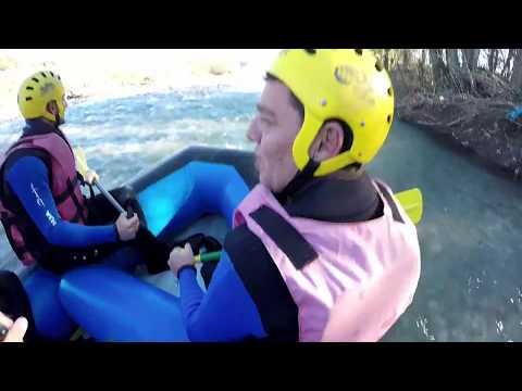 Πηνειος Rafting greece Treakkin gopro hero 6