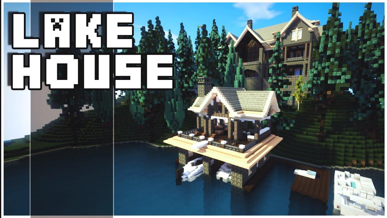 Minecraft - Lake House