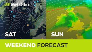 Weekend weather - A dry weekend for most and getting a little milder 02/01/20