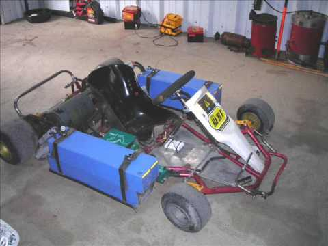 70000 Watt Electric Go-kart