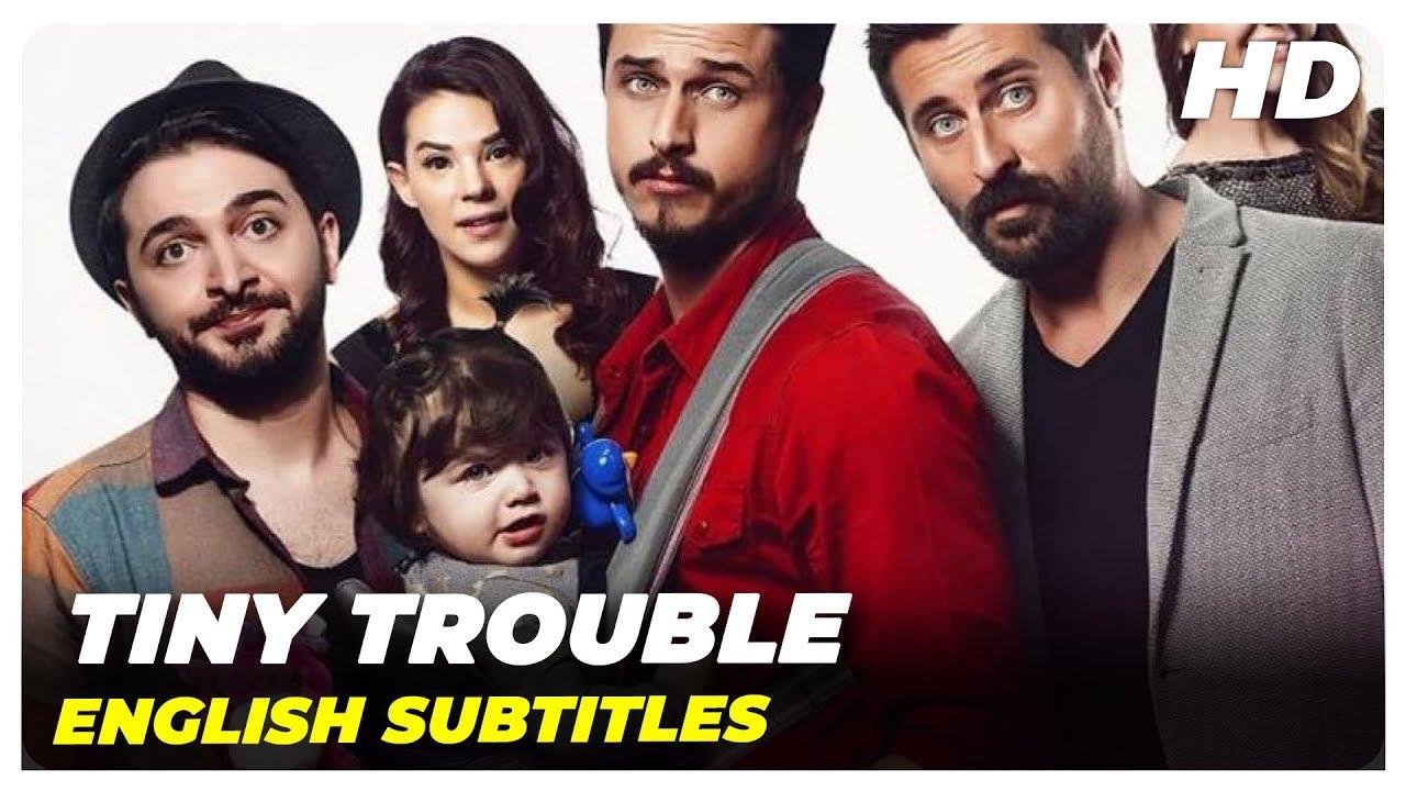 Tiny Trouble (Tatlı Bela) | Turkish Horror Full Movie (English Subtitles)
