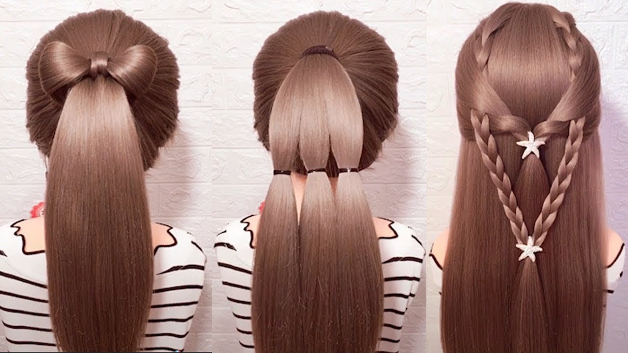 hairstyles tutorials girls