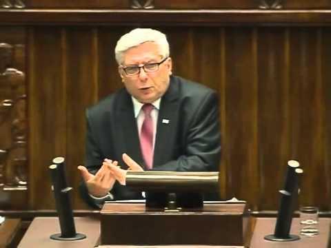 [184/318] Tadeusz Woźniak: Mam zaszczyt przedstawić stanowisko Klubu Parlamentarnego Solidarna P..