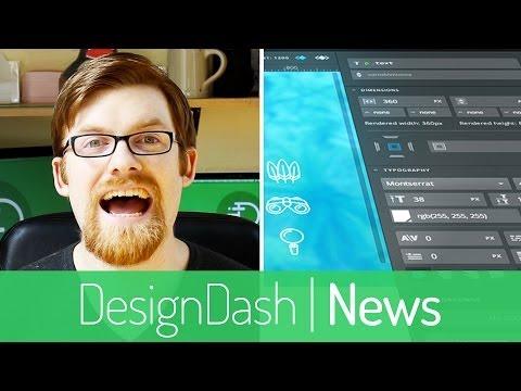 Top Design Tools & Tutorials | DesignDash News #002