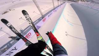 Fun times skiing Calgary, France and Whistler. Check it out! Shot o...