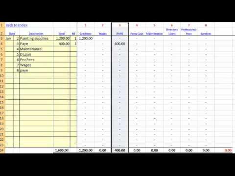 CashBook YouTube
