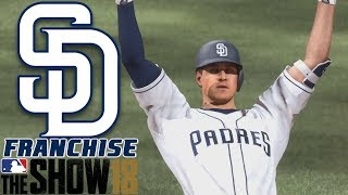MLB The Show 18 - Franchise - San Diego ep. 1