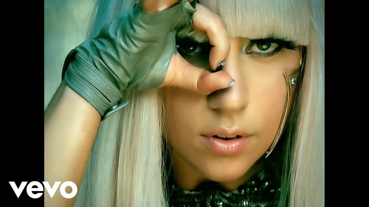 Lady Gaga Poker Face Official Music Video Youtube