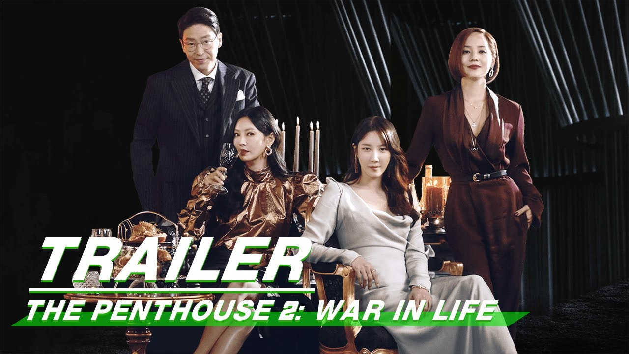 Official Trailer: The Penthouse2: War In Life | 顶楼 第二季 | iQiyi