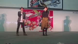 琵琶湖イベントの様子です。