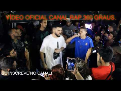 MC CHOICE X MC VYDAU - SEMI FINAL - SELETIVA NACIONAL RJ 2017