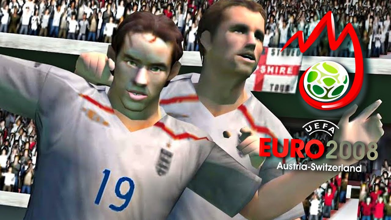 PLAYING THE EURO 2008 GAME!