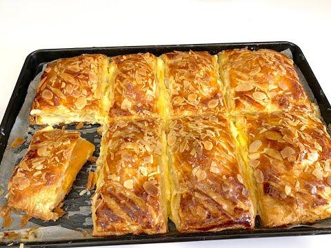 pate-feuilletee-facile-et-rapide-recette-inratable-(feuilletes-À-la-creme-pÂtissiÈre)