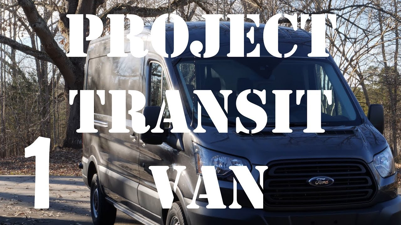 2018 Transit Van Overview and Bench Seat Installation
