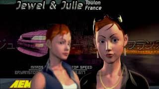 Midnight Club 2 Jewel & Julie Stage Music (Follow Jewel & Julie)
