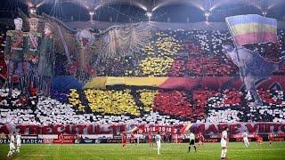 Dinamo Bucharest Fans   vs FCSB 11.11.2018 Derby