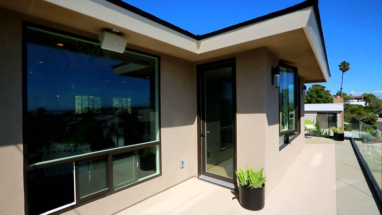 Contemporary New Construction In Pacific Beach, San Diego   YouTube