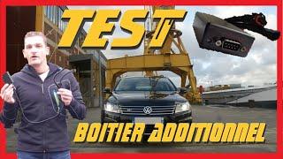 """""""TUTO"""" Test Boitier Additionnel Sur Moteur 1.6 DCI 130..."""