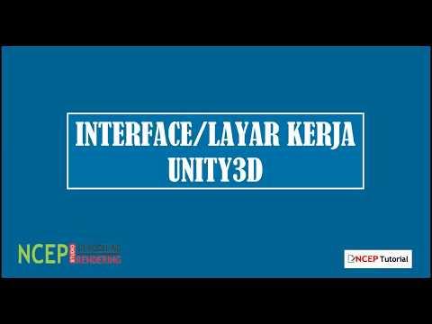Mengatur Penampilan Unity3D