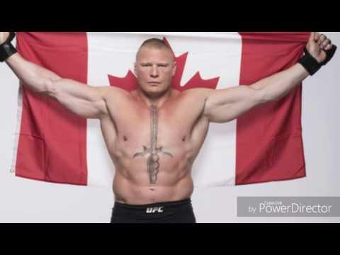 Brock Lesnar UFC 200 theme song