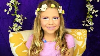 Spring Princess Makeup Tutorial