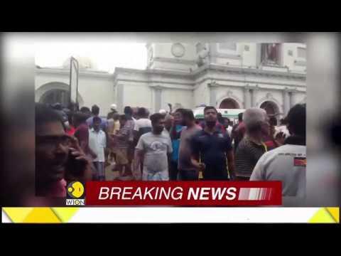 Breaking News: Atleast 300 injured, 10 dead in six blasts in Sri Lanka during Easter mass