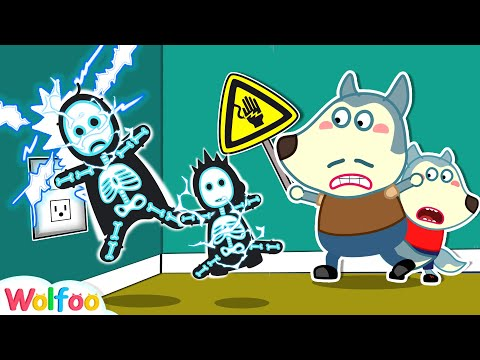 Stop Stop Wolfoo! New Stories About Safety Tips for Kids | Wolfoo Family Kids Cartoon
