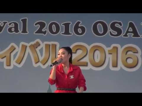 Ying @THAI FESTIVAL Osaka 2016.5.22