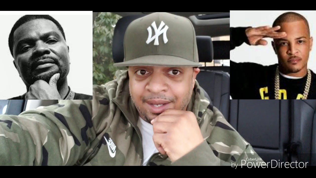 T.I CALLS RAPPER OUT & J PRINCE FINALLY RESPONDS
