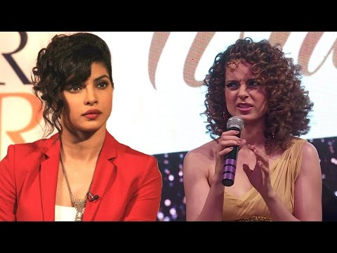 Thumbnail: Kangana Ranaut On Priyanka Chopra's Popularity