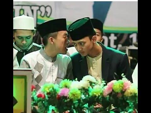 Masya Allah Merinding!! Man Ana Versi Gus Azmi Dan Hafidz Ahkam//syubbanulmuslimin
